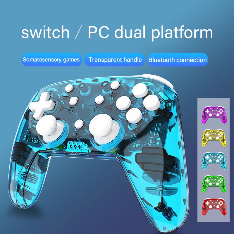Wireless Bluetooth Gamepads For NS Switch Pro Controller Switch Remote Gamepad Joystick Wireless Controller for Nintendo Switch