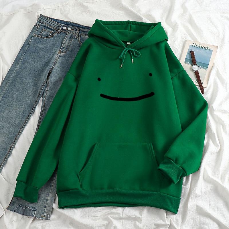 Dream Smp Men/Women Hoodie Fashion All-match Unisex Sweatshirt Retro Cute Long Sleeve Personality Streetwear Casual Pullover Top 10
