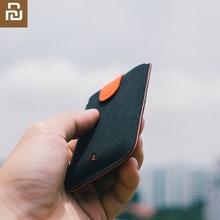DAX V2 Mini Slim przenośne etui na karty mężczyźni kobiety ID ochraniacz uchwytu karty kredytowej gradientowy portfel etui na wizytówki tanie tanio XIAOMI CN (pochodzenie) Gotowa do działania 2 KANAŁY