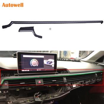 Oświetlenie ambientowe samochodu do Audi A4 A4L RS4 S4 A5 S5 B9 Dashboard Ambient light Dashboard Strip Light LED Trim tanie i dobre opinie CN (pochodzenie) Klimatyczna lampa
