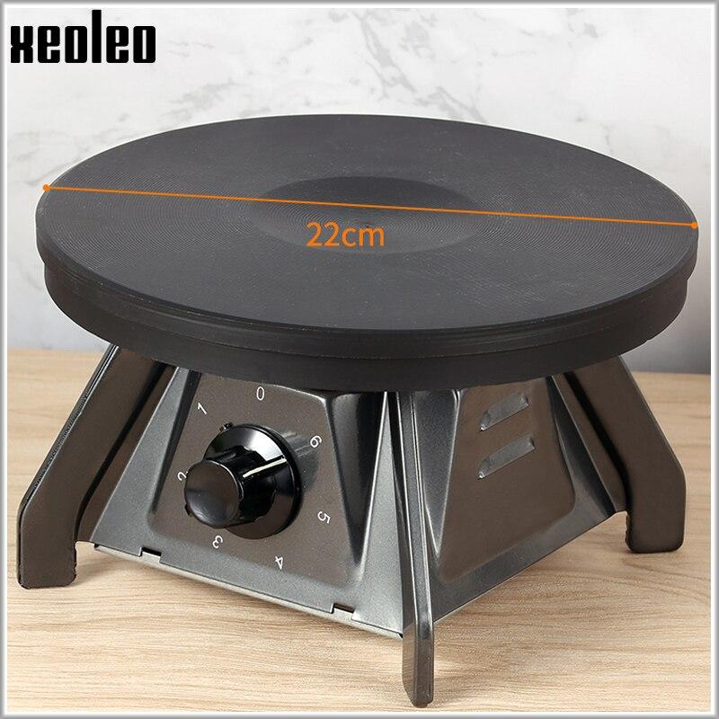 XEOLEO Riscaldatore Elettrico Stufa Piastra Calda Mini Fornello Elettrotermica di Tè/Caffè/Latte di Riscaldamento Forno di Casa Elettrodomestico Da Cucina 2000W - 5