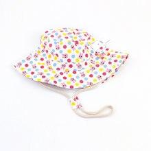 Шляпа от солнца для девочек Пляжная летняя Панама Кепка с кроличьими