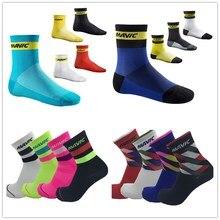 Высококачественные Профессиональные брендовые дышащие спортивные носки, носки для шоссейного велосипеда, уличные спортивные гоночные велосипедные носки