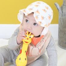 Caps Hats Beanie Baby Kids Children Warm Toddler Spring Cotton Girls Bucket-Panama Chapeau