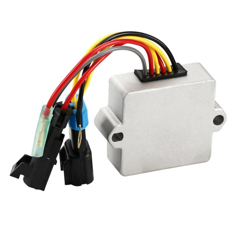 Voltage Regulator Rectifier for Mercury Marine 4 Stroke 25 30 40 50 60 Hp 893640T01