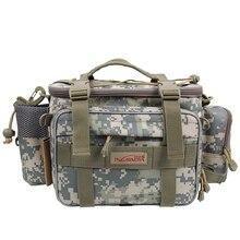 Fishing-Bag Multifunction Large-Capacity Water-Resistant TSURINOYA Y7 Canvas