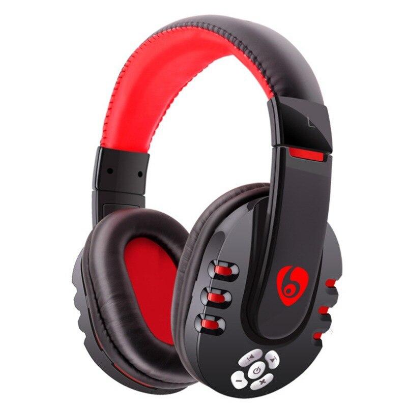 V8 sem fio bluetooth gaming headset fones