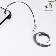 Sprookjesland Telefoon Ring Houder Strap Mobiele String Voor Smart Telefoon En Sleutelhanger Opknoping Lanyard