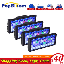 PopBloom Reef Led Light Aquarium 180cm Lamp Turing30