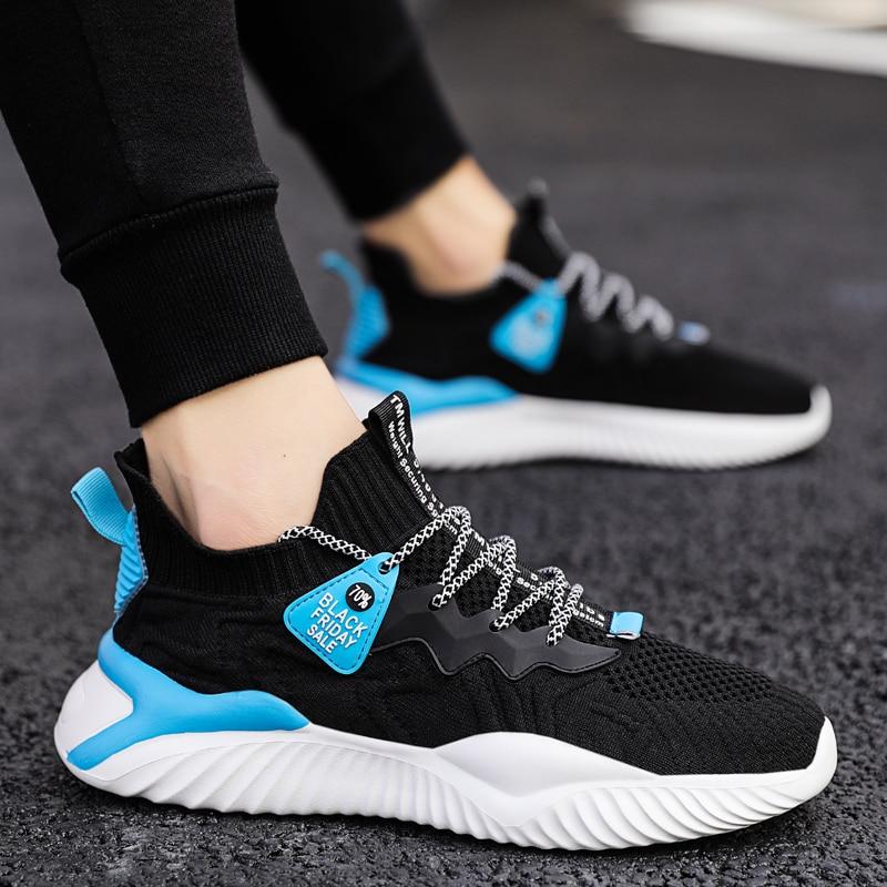 Damyuan Men Casual Shoes for Men Fashion Mesh Light Breathable Sport Running Jogging Shoes Zapatos De Hombre Man Sneakers 4