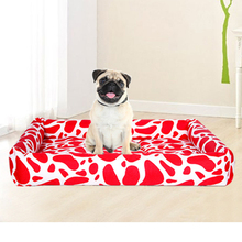 Dog cat pet kennel cooling breathable  summer sleeping mat auto straw cold pad ice