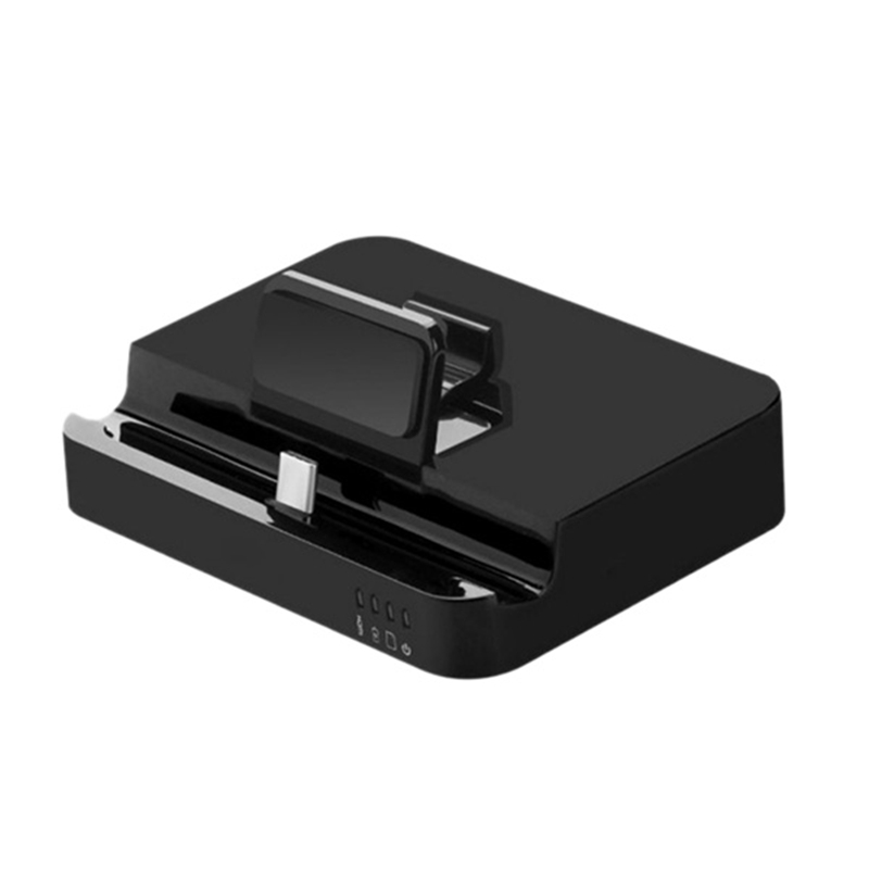 Type C HUB Docking Station Phone Stand HDMI USB3.0 SD/TF Card Reader Power Adapter For SamSung XiaoMi