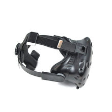 For HTC VIVE VR Glass Adjustable Headband Belt Replacement Helmet Headset Strap(China)