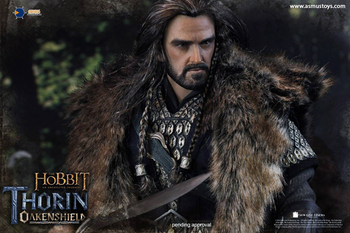 1/6 Scale HOBT06 The Hobbit: For collection An Unexpected Journey THORIN Of OAKENSHIELD action figure Toys set Action Figure фото