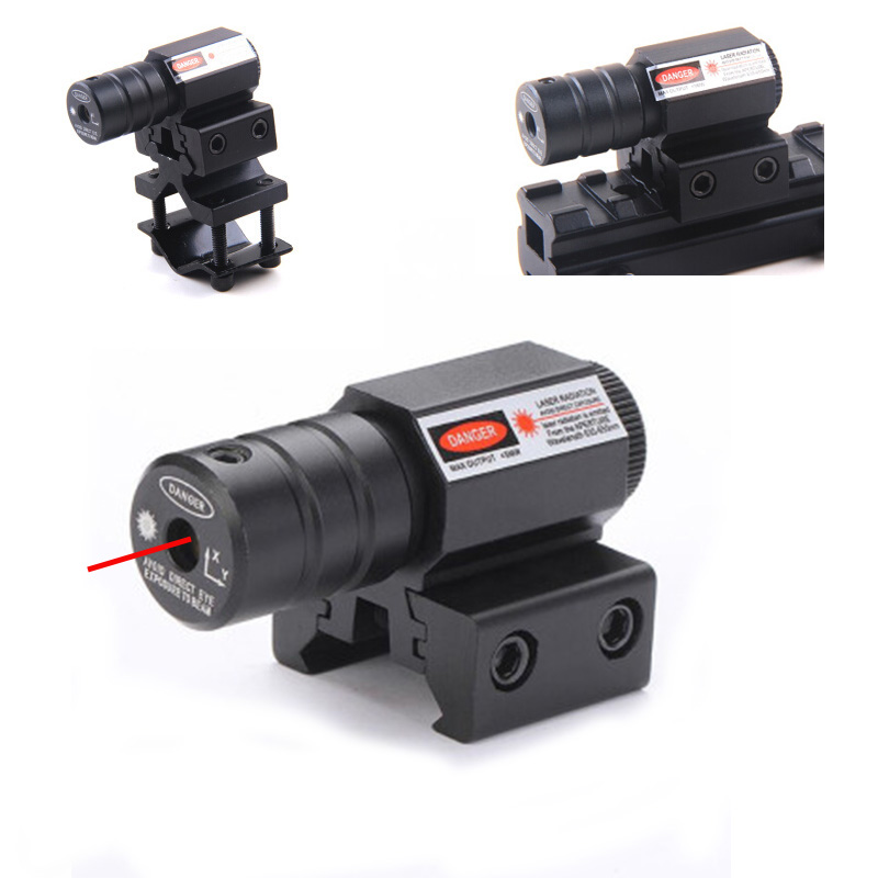 Outdoor Hunting Air Rifle Rifle Sight Pistol Laser Sight 11mm 20mm Picatinny Track Tactical Accessories Infrared