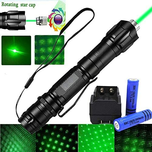 High Power Laser Sight Pointer 5MW 532nm Green Red Dot Laser Light Pen Powerful Laser  Device Laser Pen