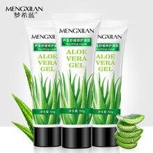MENGXILAN Natural Aloe Vera Gel Whitening Skin Whitening Anti Wrinkle Cream Acne Treatment Skin Care Cosmetics