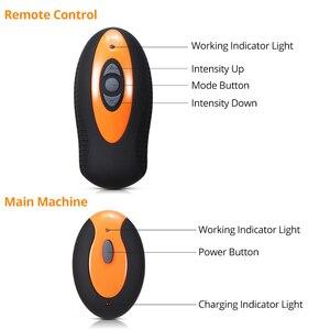 Image 2 - EMS Drahtlose Hüften Trainer Remote USB Elektrische Bauch Muscle Stimulator Fitness Gesäß Butt Toner Abnehmen Lifting Massager
