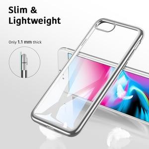 Image 2 - Esr iphone se 2020 ケースiphone 11 11Pro max x xr xs最大 8 7 プラスクリアカバーtpu保護バックケースiphone se 2020