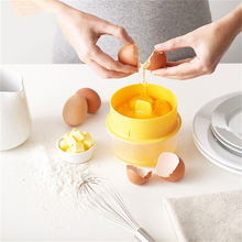 Egg-Separator Kitchen Collecting-Bowl Baking-Accessories EGG-WHITE-YOLK-FILTER for