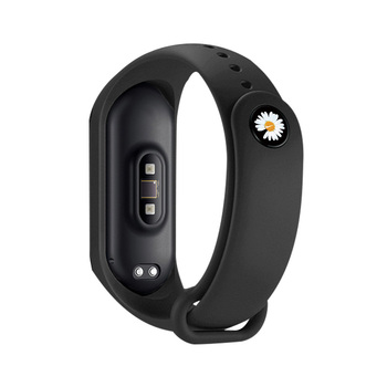 for xiaomi mi band 4 bracelet Replacement strap 3 Silicone For 5 nfc miband