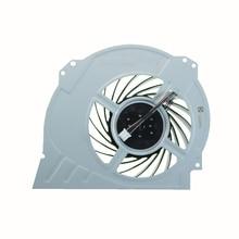 พัดลมระบายความร้อนพัดลมภายในSingle Acting Cooling Fan CoolerสำหรับSony PlayStation 4 PS4 Pro G95C12MS1AJ 56J14