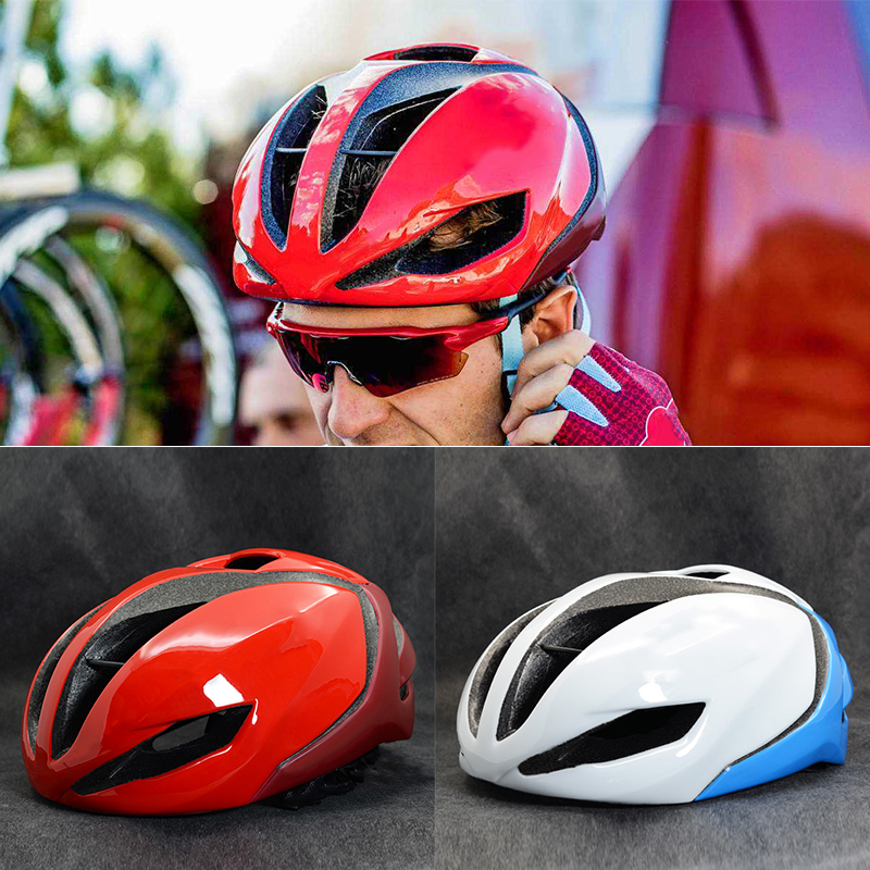 Bicycle Helmet Red Aero Pneumatic Road Racing bike Helmets MTB Mountain cycling Helmet Men Race Equipment Casco Ciclismo Hombre|Bicycle Helmet| |  - title=
