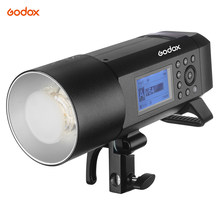 GODOX AD400Pro Witsro All-In-One Outdoor Flash Lampu Speedlite TTL Otomatis-Flash GN72 1/8000 S HSS 2.4G Nirkabel X Sistem(China)