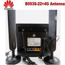 Huawei b593 b593s 22 100 Мбит/с 4g lte fdd tdd cpe sans fil