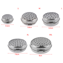 1pc Stainless Steel Seasoning Filter Ball Tea Infuser Mesh Filter Strainer Loose Tea Leaf Spice Home Kitchen Accessories