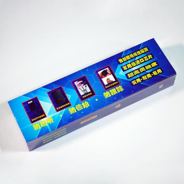 Hk809 handheld anti-theft detector anti spy RF signal detector wireless phone tracker private security hidden camera scanner 3