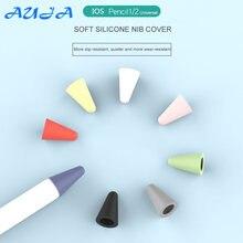 Auja 8 шт держатель карандашей/наконечник карандаша для ios