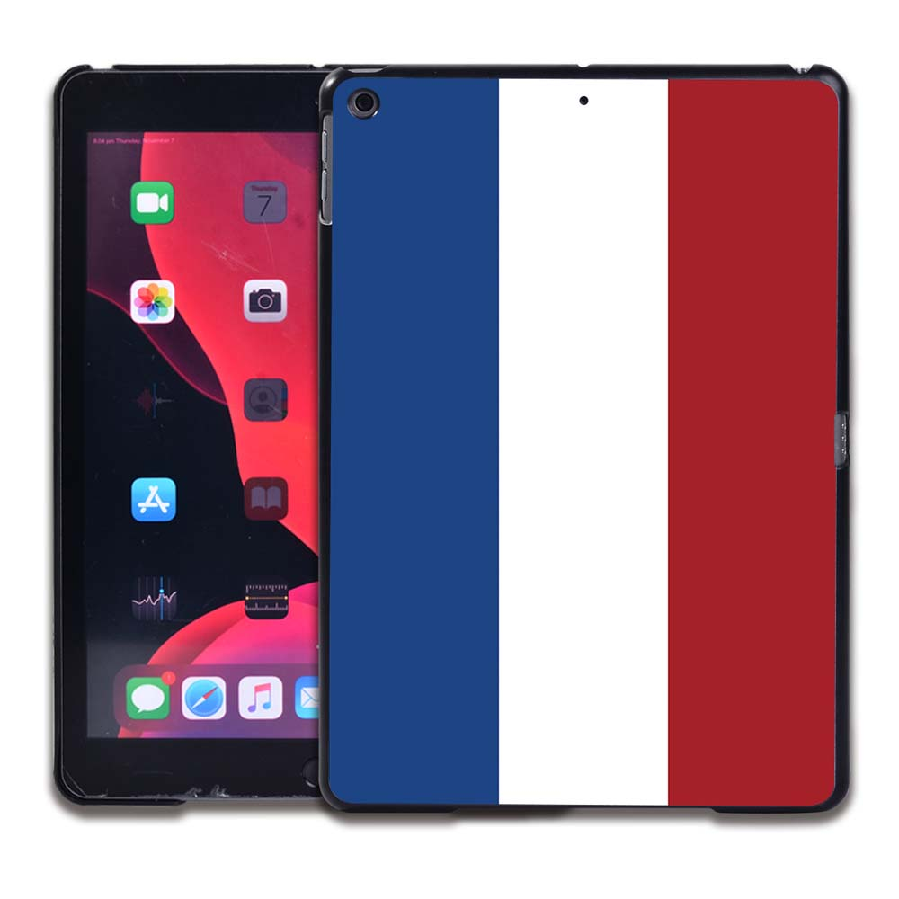 16.Dutch flag Color Changing Tablet Hard Back for Apple IPad 8 2020 8th Gen 10 2 A2270 A2428 Z2429 Z2430