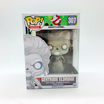 Funko Pop Ghostbusters GERTRUDE ELDRIDGE #307 Vinyl Action Figure Dolls Toys 2