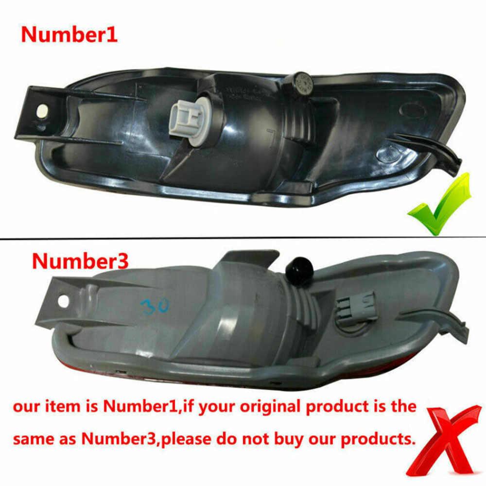 Samochód tylny lewy Marker światło na zderzak dla Lexus RX400h 06-08 RX350 07-09 RX330 04-06 reflektor samochodowy samochodowe światła przeciwmgielne akcesoria