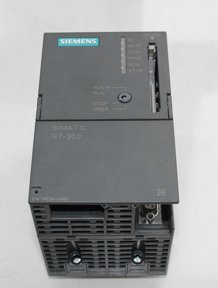 For SIEMEN S7-300 CPU314 PLC Programmable Controller 6ES7314-1AE04-0AB0