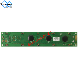 Image 2 - LCD module 40*2 4002 4002A character display  LC4021 instead of  HD44780 WH4002A AC402A LMB402C