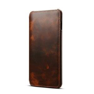 Image 3 - Cuir véritable pour Samsung Galaxy S10 Coque Coque Samsung S10Plus étui à rabat de luxe pour Etui Samsung S10 Plus étui Galaxy S10e