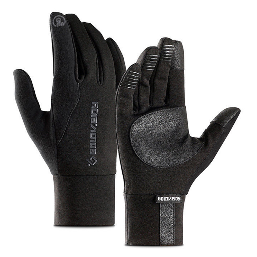 Waterproof Touch Screen Non-Slip Motorcycle Gloves Men And Women Sports Fishing Winter Thick Warm Gloves 2020 New Hot Sale