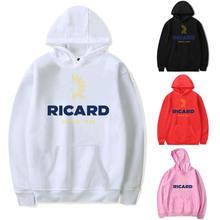 Ricard hoodie bluza damska streetwear pink clothing polerone