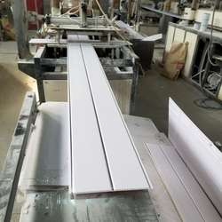 ПВХ пластиковая ластовица пластина 18 19 20 22 см Внутренняя отделка потолок для Зажимная пластина вогнутая Зажимная пластина