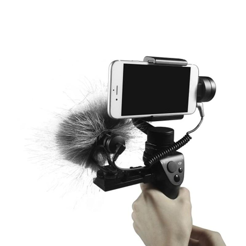 Comica Cvm-Vm10Ii металлический компактный мини накамерный кардиоидный направленный видео микрофон с ударным креплением для Iphone samsung