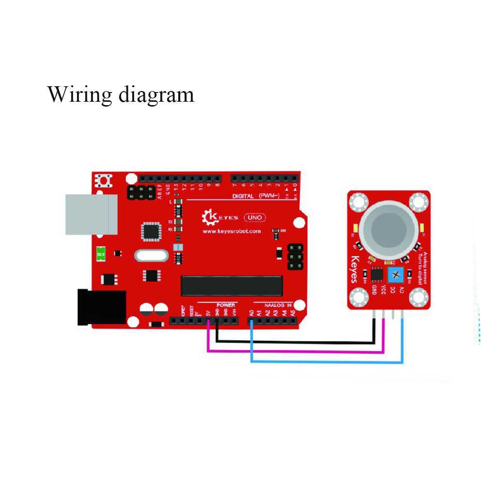 MQ135 デバイスモジュール実用ボード環境ポータブルミニ空気品質センサー有害ガス検知家庭用 Arduino のための