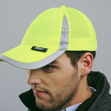 2019 Newest Fashion Bump Cap Safety Work Baseball Caps Adjustable Wear Hard Hat Head Protection Reflective