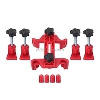1 Set Universal Cam Camshaft Lock Holder Car Engine Cam Timing Pulley Locking Tool Set