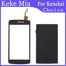 Keke Mia 5.0 Touch Screen LCD Display Panel Sensor For Keneksi Choice Touch Digitizer Phone Front Glass Lens Free Tools юрий шатунов красногорск