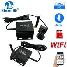 AHD DVR Dvr-System Tvi-Camera Video-Surveillance CCTV Dvr-Recorder Wifi Mini 1080P P2P
