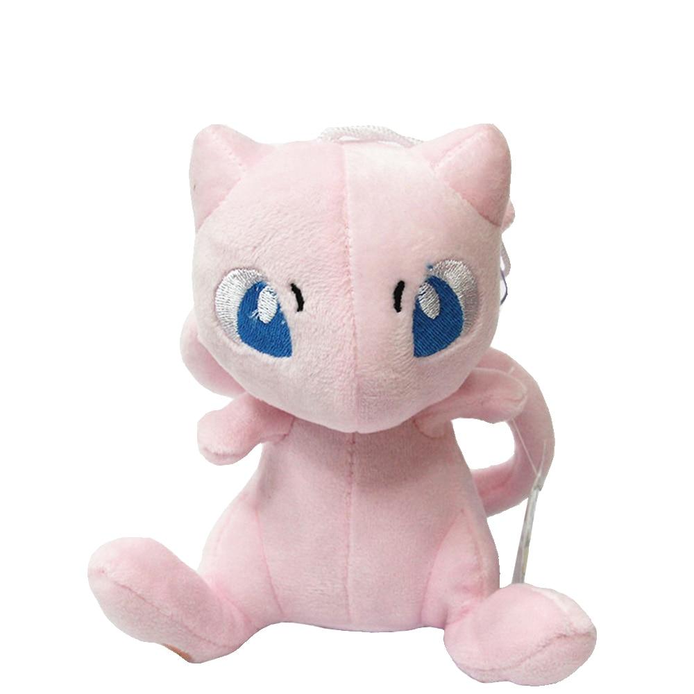 Mew plush cute toys for children gift soft Japan pikachu kawaii Anime doll