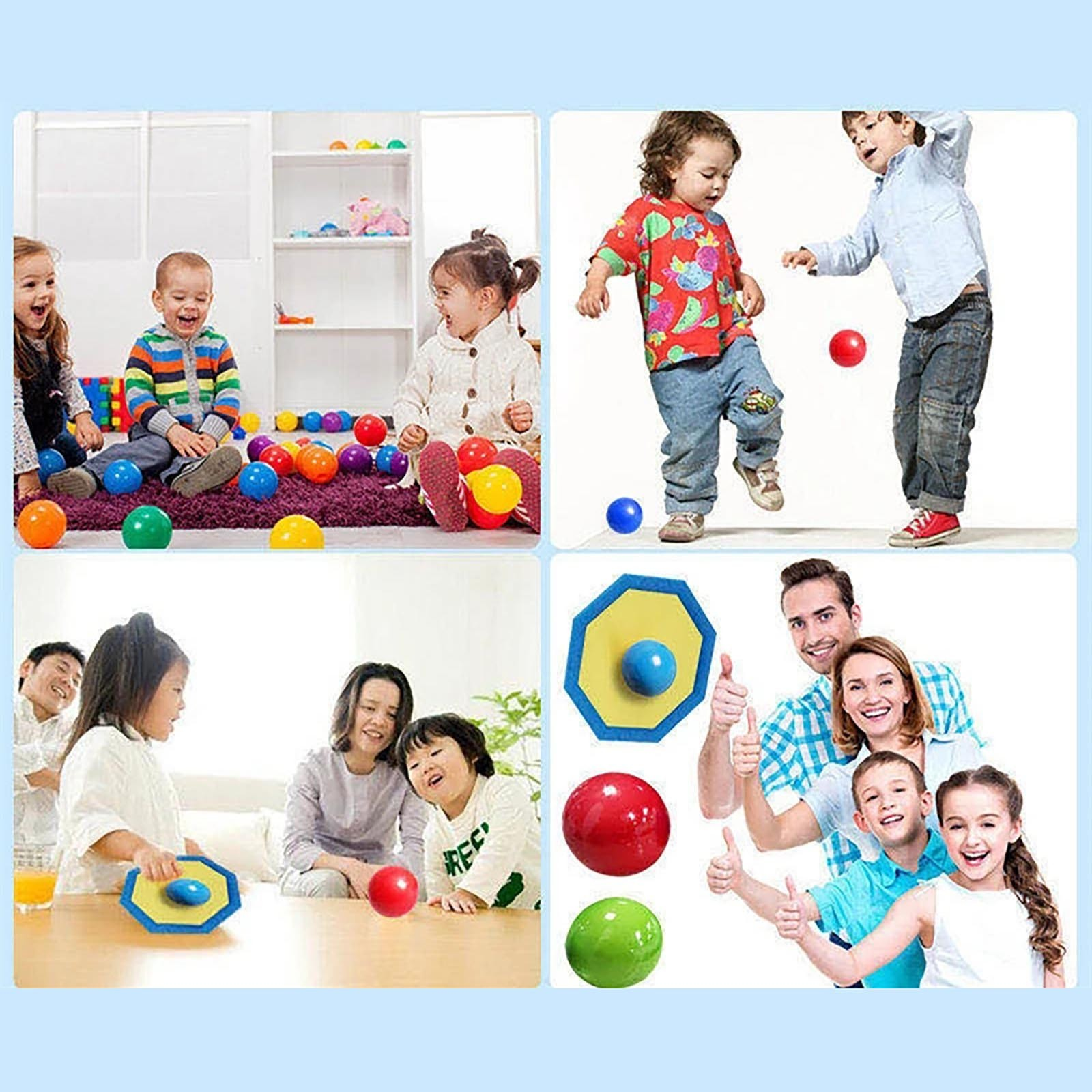 Relief-Toy Tossing-Ball Sticky-Target-Ball-Stress Ceiling Gift Adults Kids Novelty Hot img5