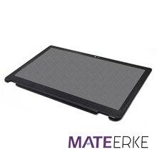 Écran Tactile LCD + Cadre LP156WF5(SP)(A2) Pour Toshiba Satellite Radius P55W B série P55W B5114 P55W B5318 P55W B5112